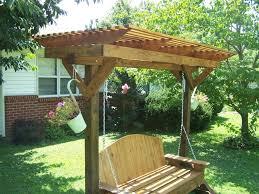 arbor swing plans 28 pergola swing tmp outdoor furniture large cedar pergola arbor