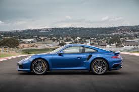 blue porsche 2017 2017 porsche 911 turbo u0026 turbo s analysed in new gallery 37 pics