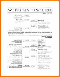 wedding ceremony timeline 3 wedding ceremony timeline monthly budget forms