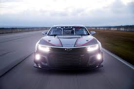 newest camaro 2018 zl1 gt4 r the baddest camaro on the planet hits the road