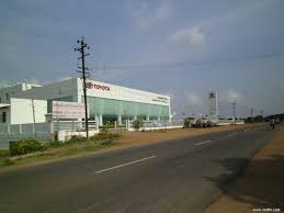 Photo Fullsize Toyota Showroom Tirunelveli