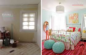 Bedroom Before And After Makeover - win a free makeover by me and my team emily henderson