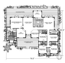 ranch style house plan 4 beds 3 50 baths 3276 sq ft plan 420 216