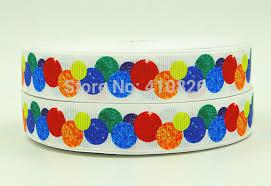 patterned ribbon online get cheap grosgrain patterned ribbon aliexpress