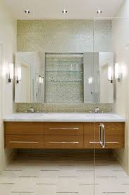 double mirrored bathroom cabinet new vanities for small bathrooms mirrored medicine cabinet