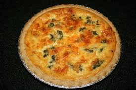Spinach Quiche With Cottage Cheese by Quiche Recipes Cdkitchen