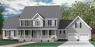 large farmhouse plans 164 best two house plans images on house