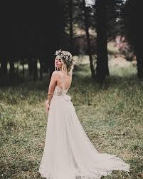 Outdoor Wedding Dresses 25 Amazing Bohemian Wedding Dress Ideas