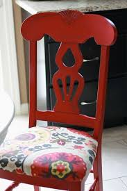 Best  Painted Kitchen Tables Ideas On Pinterest Paint A - Red kitchen table and chairs