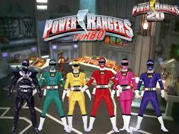 Turbo Power Rangers 2 - power rangers 20 turbo by thepeopleslima on deviantart