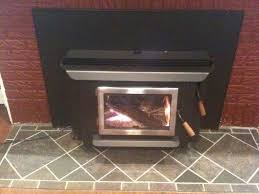 King Fireplace - guide to installing a wood burning fireplace tools in action