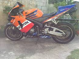 honda 600rr 2006 honda cbr600rr 2006 rr5 repsol in grays essex gumtree