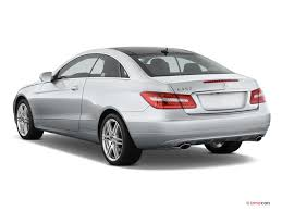 used mercedes coupe 2011 mercedes e class coupe pictures angular front u s