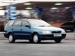 toyota carina toyota carina e estate 1996 design interior exterior car innermobil