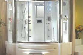 shower wonderful glass shower enclosures frameless cost custom