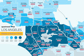 Los Angeles Zip Code Map by Westside Los Angeles Rents Reach 5 000 And Beyond L A Weekly
