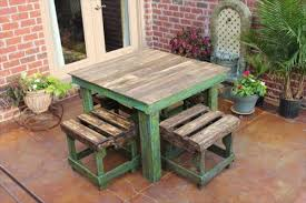 tables made from pallets patio table from pallets gallery for pallet patio table diy 7 diy
