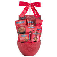 ghirardelli gift baskets ghirardelli chocolate treats gift basket walmart