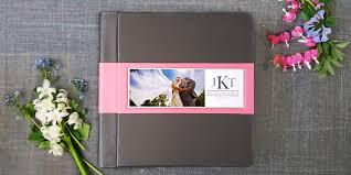 wedding album book zookbinders wedding album showcase courtesy of j a photo