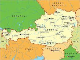 map of germany and surrounding countries with cities germany map and surrounding countries major tourist