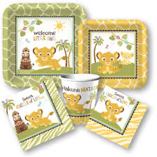 lion king baby shower supplies lion king baby shower supplies animal baby shower supplies