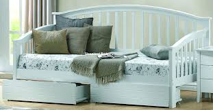 White Daybed With Storage Small Daybed With Trundle Large Size Of Beds And Daybeds Storage