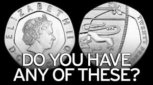 there are over fifty four different 50p coins in circulation and