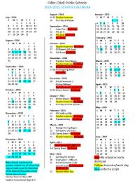 diller odell 2014 2015 calendar