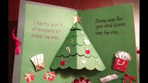 handmade christmas 27 handmade christmas card ideas 2017 3d pop up card with