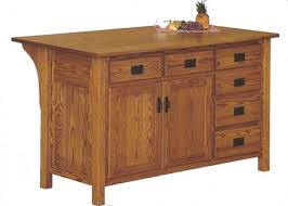 mission style kitchen island ames mission style occasional furniture