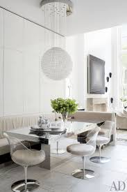 Mirror Dining Table by Best 10 Contemporary Dining Rooms Ideas On Pinterest