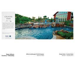 allison pools dream book ryan allison creative branding