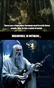Lord Of The Meme - lord rings