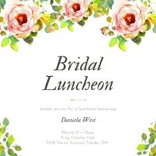 bridal luncheon invitation wording bridesmaids luncheon invitations best kitchen tea invitations