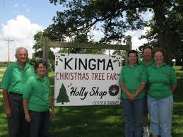 kingma christmas tree farm