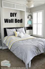 Twin Wall Bed Twin Murphy Bed Plans Fpudining