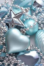 light blue ornaments pictures photos and images for