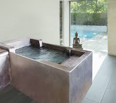 cold plunge pools tubs custom high end diamond spas