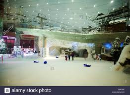 22500 by Ski Dubai Is An Indoor Ski Resort With 22 500 Square Meters Of