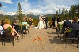 breckenridge wedding venues breckenridge weddings wedding venues vendors wedding mapper