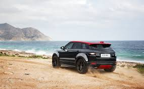 range rover evoque 2017 updated 2017 range rover evoque gains more tech and new ember