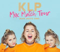 klp for mix match national tour auspop