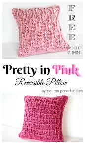 73 best crochet pillows images on pinterest crochet cushions