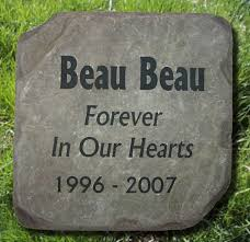 grave markers for sale garden memorials bluestone pet grave marker