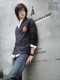 kim hyun joong hairstyles u2013 cool korean guys hairstyles u2013 cool