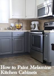 how to paint laminate cabinets uk savae org painting melamine kitchen cabinets kitchens house and decorating