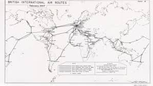 American Route Map by