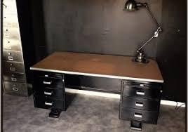 bureau industriel pas cher grand bureau pas cher 814689 mobilier bureau industriel un