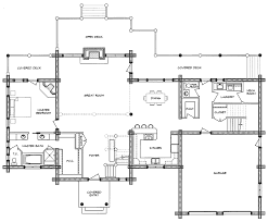 Log Cabin Home Floor Plans by Log Home Floor Plan Westerner Log Home Floor Plans Swawou