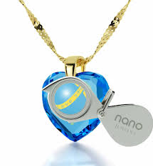 romantic gift for wife wife birthday ideas 14 karat gold necklace buy now at nano jewelry